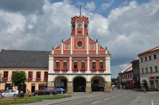Police nad Metují – radnice (současná podoba)