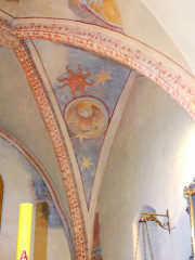 Interiér kostela sv. Václava