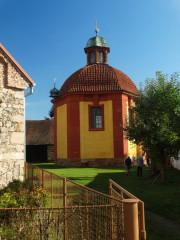 Kaple Jména Panny Marie v Mladoticích