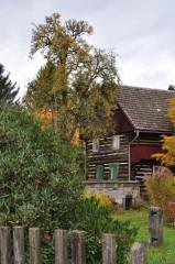 Pohoří (Olešnice) – nechybí ani lidová architektura