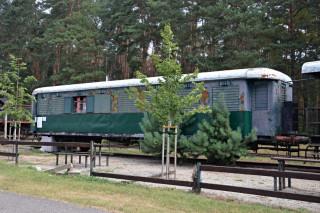 Ratíškovické Muzeum ve vagonu
