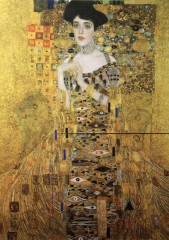 Dáma ve zlatém - Adéla Blochová, rozená Bauerová