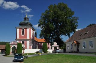 Hrádek u Vlašimi – kostel