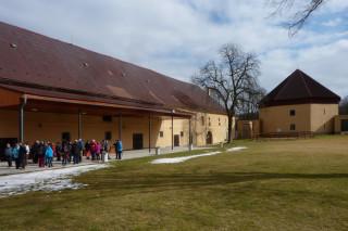 Areál je návštěvníkům otevřen celoročně