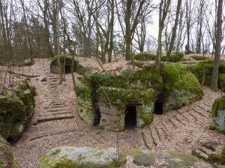 Zde žili skaláci
