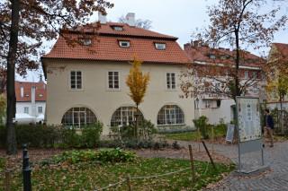Werichova vila na Kampě
