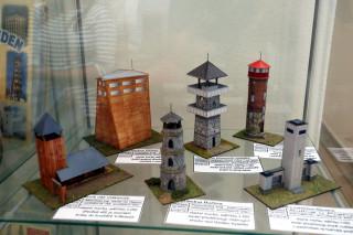 Minigalerie rozhleden v Luhačovicích