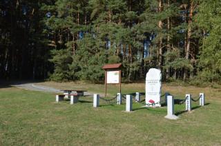 Pomník na památku bitvy byl slavnostně odhalen 29. července 2017