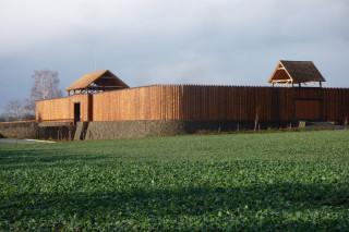 Keltské hradiště Semín