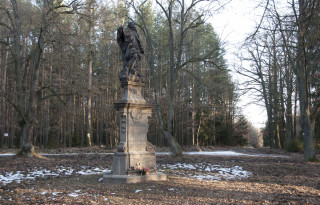 Lovecký pomník u Nového Domu