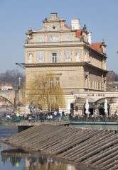 Muzeum Bedřicha Smetany.