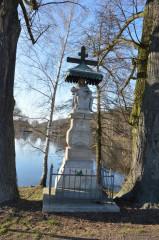 Kalvárie u Městského rybníka