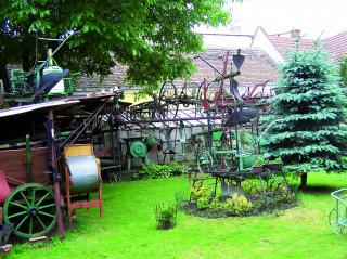 venkovní expozice Vesnického muzea