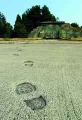 Sovětská armáda zanechala své stopy nejen na letišti u Hradčan.