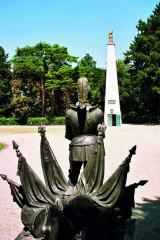 Heldenberg, Lví hrobka
