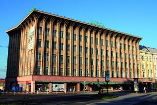 Obchodní dům Breda v Opavě