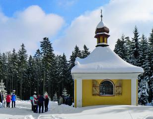 Barokní kaple sv. Antonína Paduánského