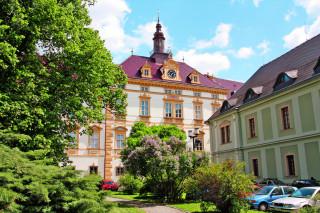 Arcibiskupský palác – hlavní průčelí