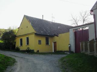 Rodný dům Antonína Mrkose