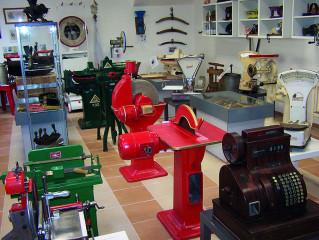 Z expozice Řeznického muzea