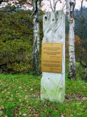 Památník letecké havárie