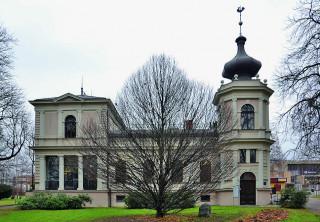 Šustalova (Lašská) vila v Kopřivnici
