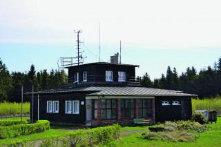 Meteorologická stanice na Červené hoře