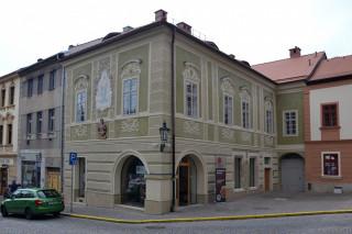Dům Mikuláše Dačického