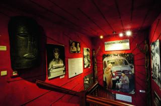 Z expozice Hanzelky a Zikmunda v plzeňské zoo