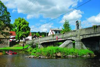 Most v Čepicích