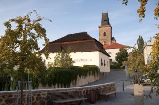 Vysoká brána je nepřehlédnutelnou dominantou města Rakovníka