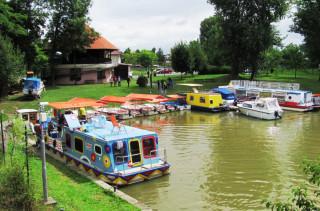 Baťův kanál – technická památka i vodácký ráj
