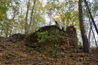 Zřícenina Sedleckého hradu