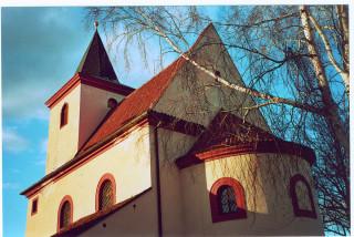 Hrusický kostelík