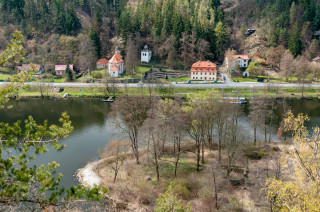 Nová naučná stezka na soutoku Vltavy se Sázavou