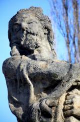 Bílkův Jan Hus v Kolíně