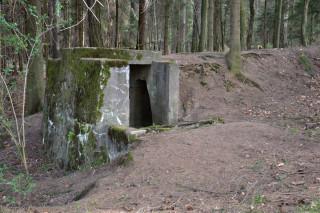Vojenský bunkr u Bílku