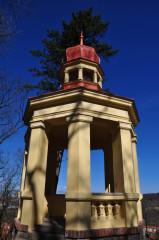 Vyhlídkový pavilon Karlův stánek