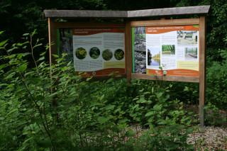 Národní přírodní rezervace Žebračka byla zřízena roku 1949.
