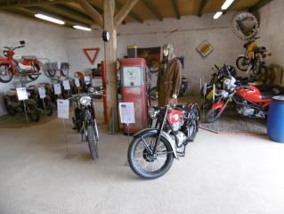 Muzeum motocyklů Simson