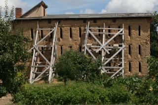 Nejvyšší hliněná stavba Moravy