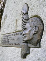 Památník Jaroslava Foglara ve Sluneční zátoce